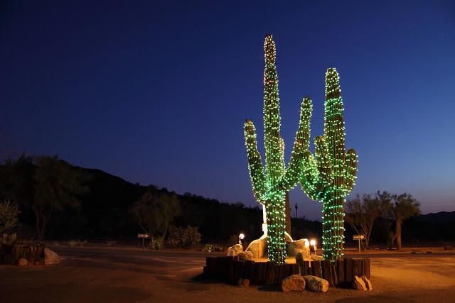 Phoenix Christmas Lights Map