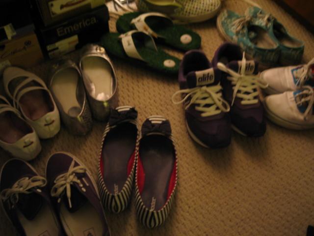 Vans Authentic Purple Tie Dye Shoe