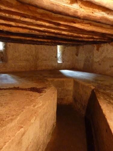 Slave chambers, Stone Town, Zanzibar
