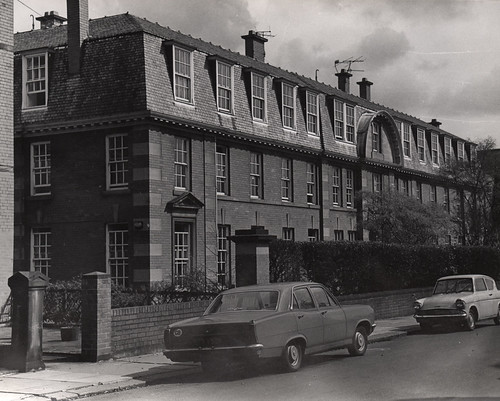 018768:Easton Halls of Residence University of Newcastle upon Tyne Eskdale Terrace Jesmond Unknown 1969