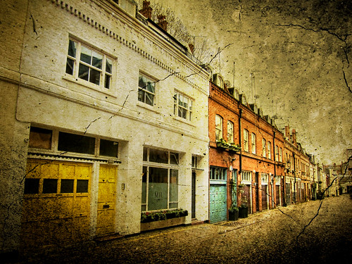A London Mews