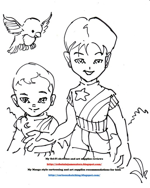 daryl dixon coloring pages - photo#18