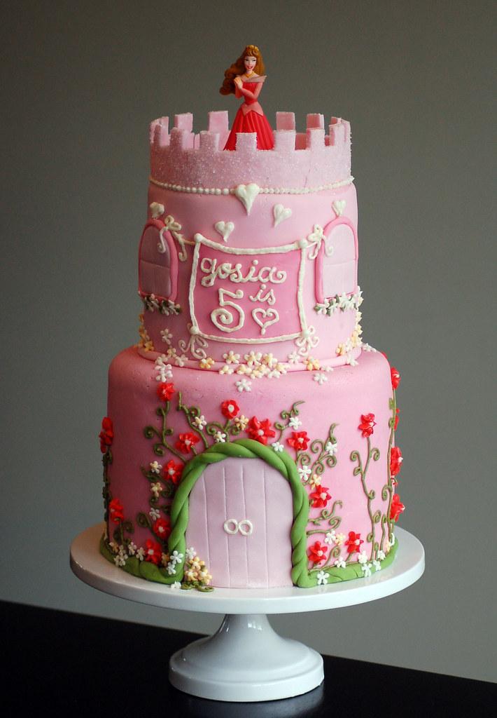 Sleeping Beauty Cake Ideas