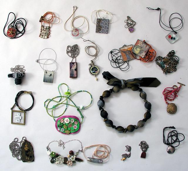 my favorite necklaces