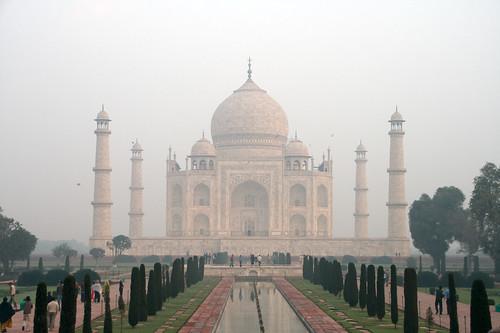 Taj Mahal. Photo: Christian Haugen