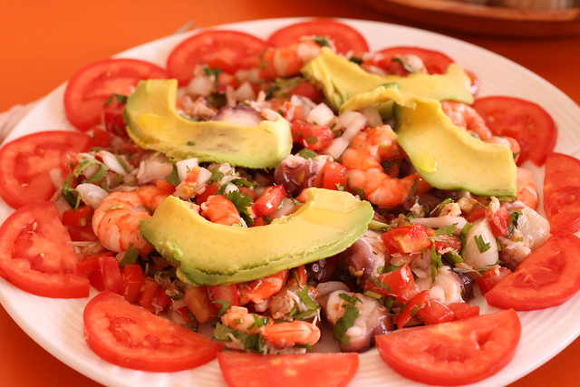 ... mixed seafood ceviche recipes and cooking tips ifood tv mixed seafood