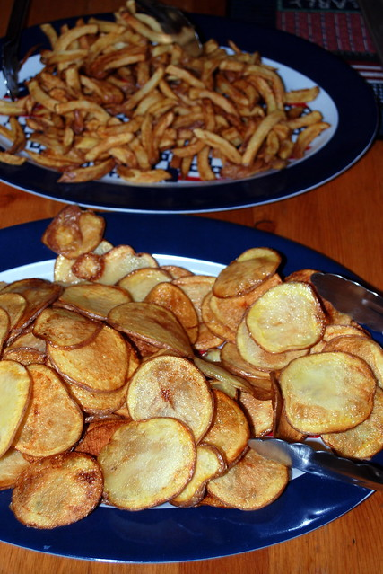 french fries and chips - photo #34