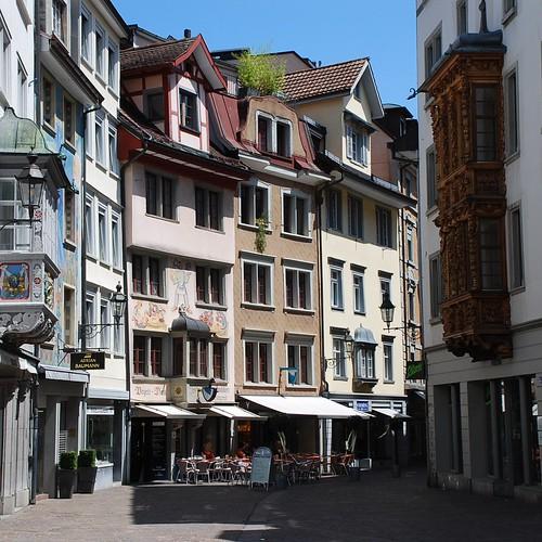 Spisergasse in St. Gallen