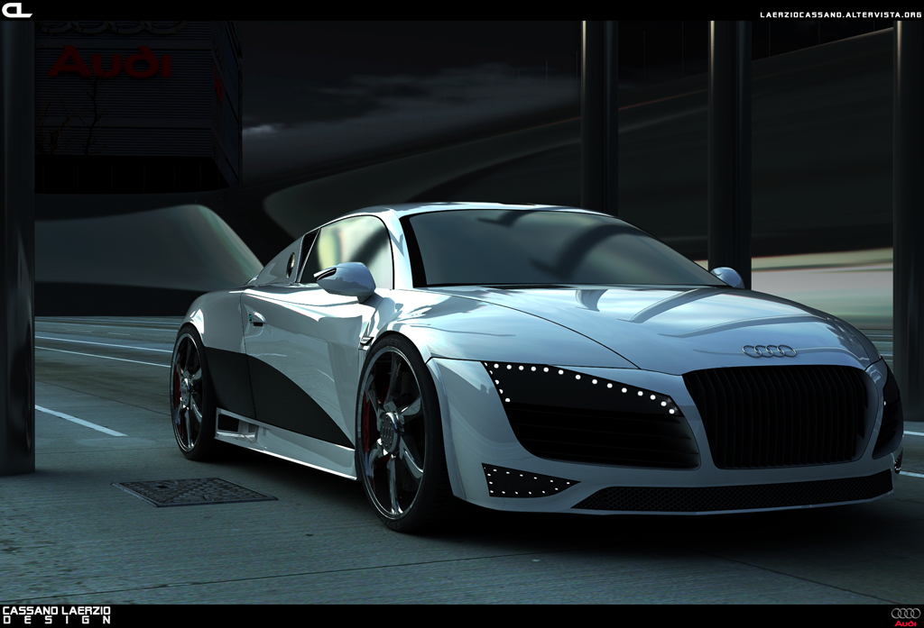 Audi R7 Concept Flickr Photo Sharing