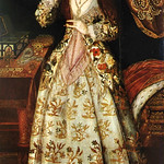 Elizabeth Vernon, Countess of Southampton, wife of Henry Wriothesley, lady-in-waiting to Elizabeth I