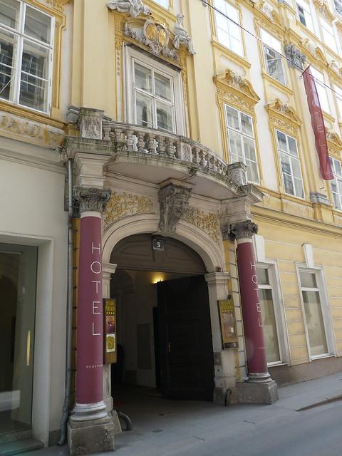 Pension Hotel Wien Stephansplatz