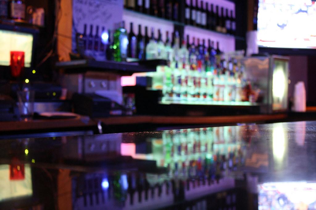tsunami bar.