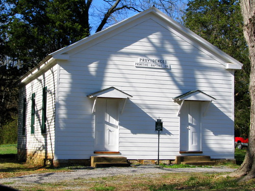 Providence Primitive Baptist Church