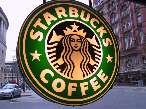 Starbucks are just about everywhere!