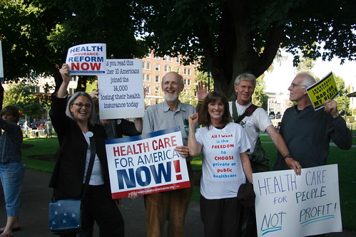 Rally: Health Care for ALL