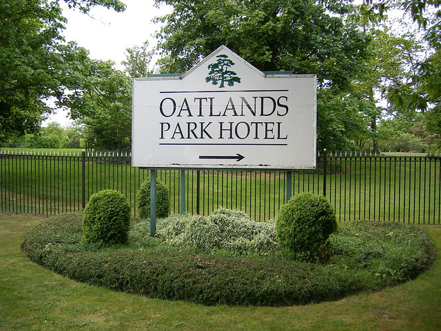 Oatlands Park Hotel Afternoon Tea Reviews