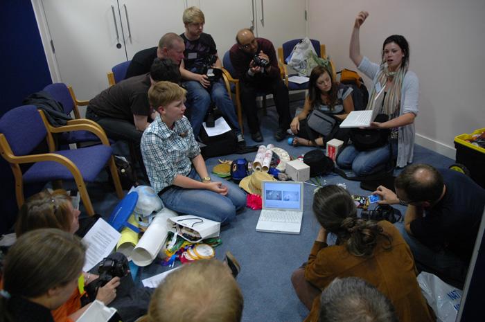 Play At Photocamp workshop