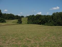 Battery De Golyer, Vicksburg National Military Park, Vicksburg, Mississippi