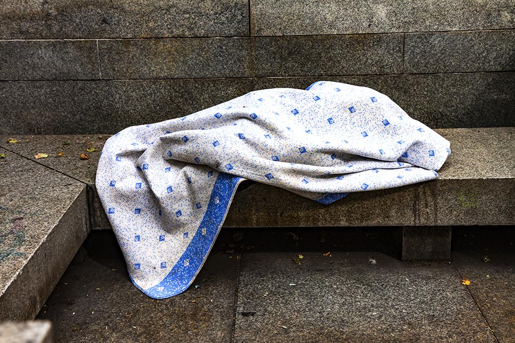 Blanket--Center-City