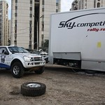 Sky Competition Dracula Rally Raid