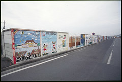 The Okubo Wall's Demise, Feb. 1995