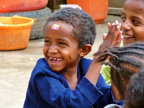 Dawit, Mercy Home, Ethiopia