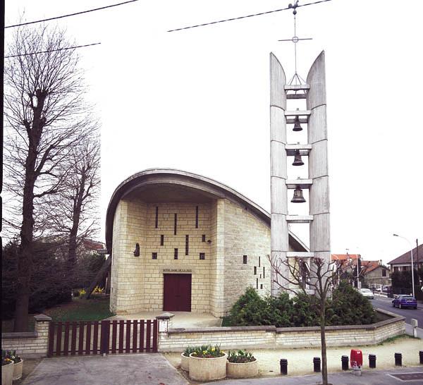eglise catholique Villeparisis