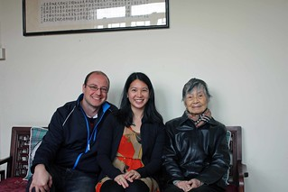 Dan, Mei and Grandma