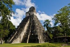 Tikal, Guatemala by jleduc