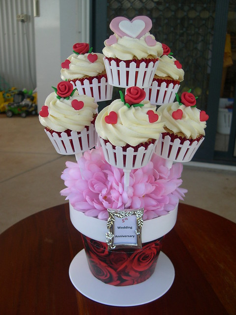 Mossy s masterpiece wedding anniversary bouquet flickr