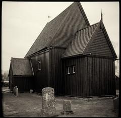 Hedareds stavkyrka II