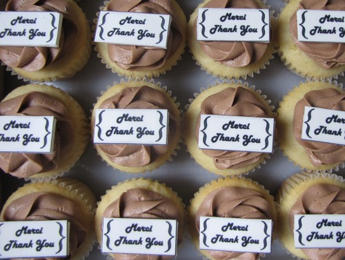 Staff Appreciation Cupcakes