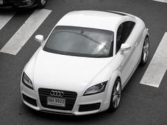 Audi TT in Bangkok