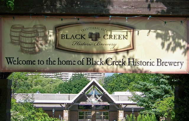 Welcome to the home of Black Creek Historic Brewery
