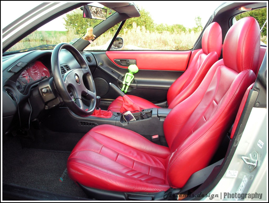 Honda Del Sol Leather Seat Covers Velcromag