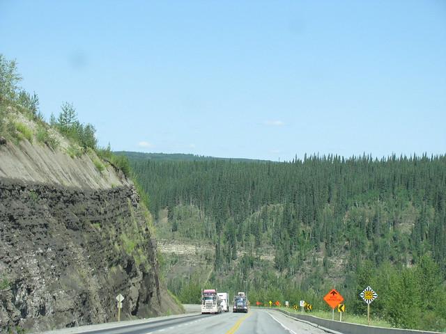 Fort Saint John (BC) Canada  city photos gallery : Road near Fort St John, British Columbia | Flickr Photo Sharing!