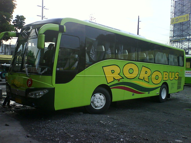 Hello, RORO BUS 905