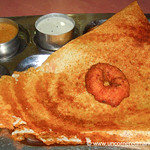 Possibly the Best Masala Dosa - Kollam, India