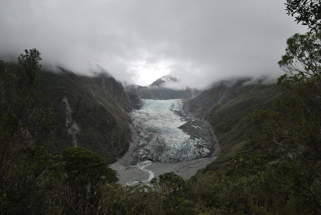 Fox Glacier - West Coast - South Island - New Zealand