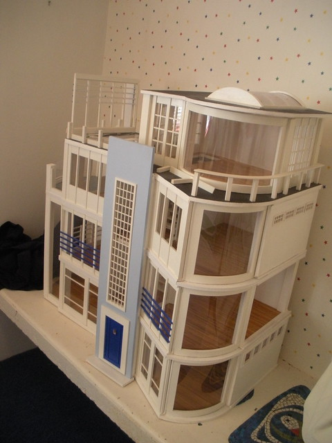 Image Result For Barbie Doll House
