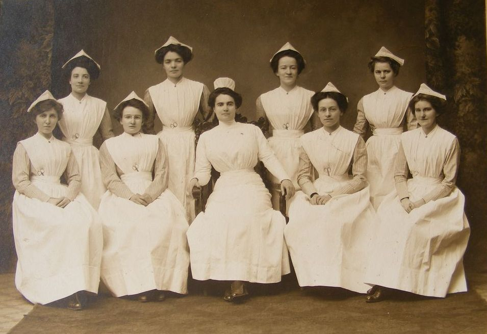 the treatment of women in the early 1900