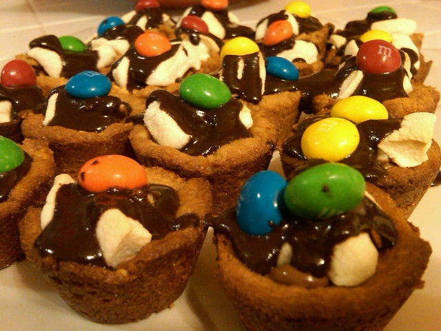 Peanut butter cup surprise cookies | Flickr - Photo Sharing!