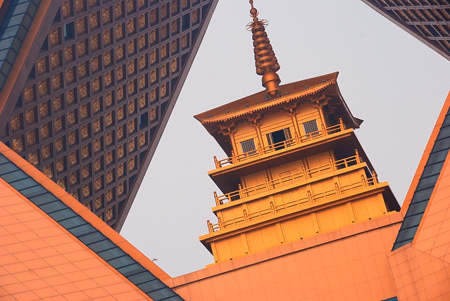 Famen Temple (法门寺)