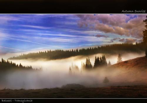 morning autumn fall fog sunrise canon romania sunrays transylvania 2009 mywinners flickrdiamond balcesti magicunicornverybest outstandingromanianphotographers