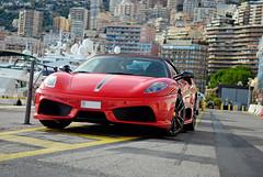 499 - Ferrari F430 Scuderia 16M