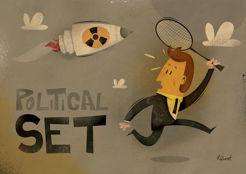 political set