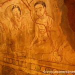 Ancient Buddhist Paintings - Bagan, Burma