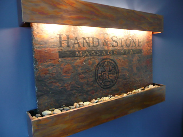 Hand and Stone - waterfall sign | Flickr - Photo Sharing!