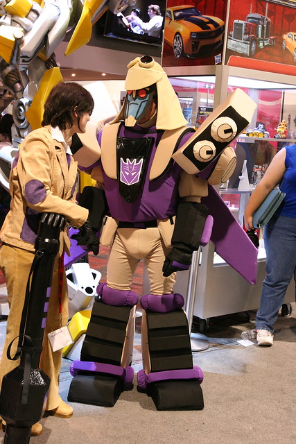 Blitzwing - Transformers Animated
