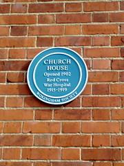 Photo of Blue plaque № 1740